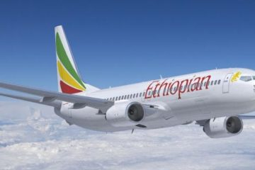 incidente Ethiopian Airlines