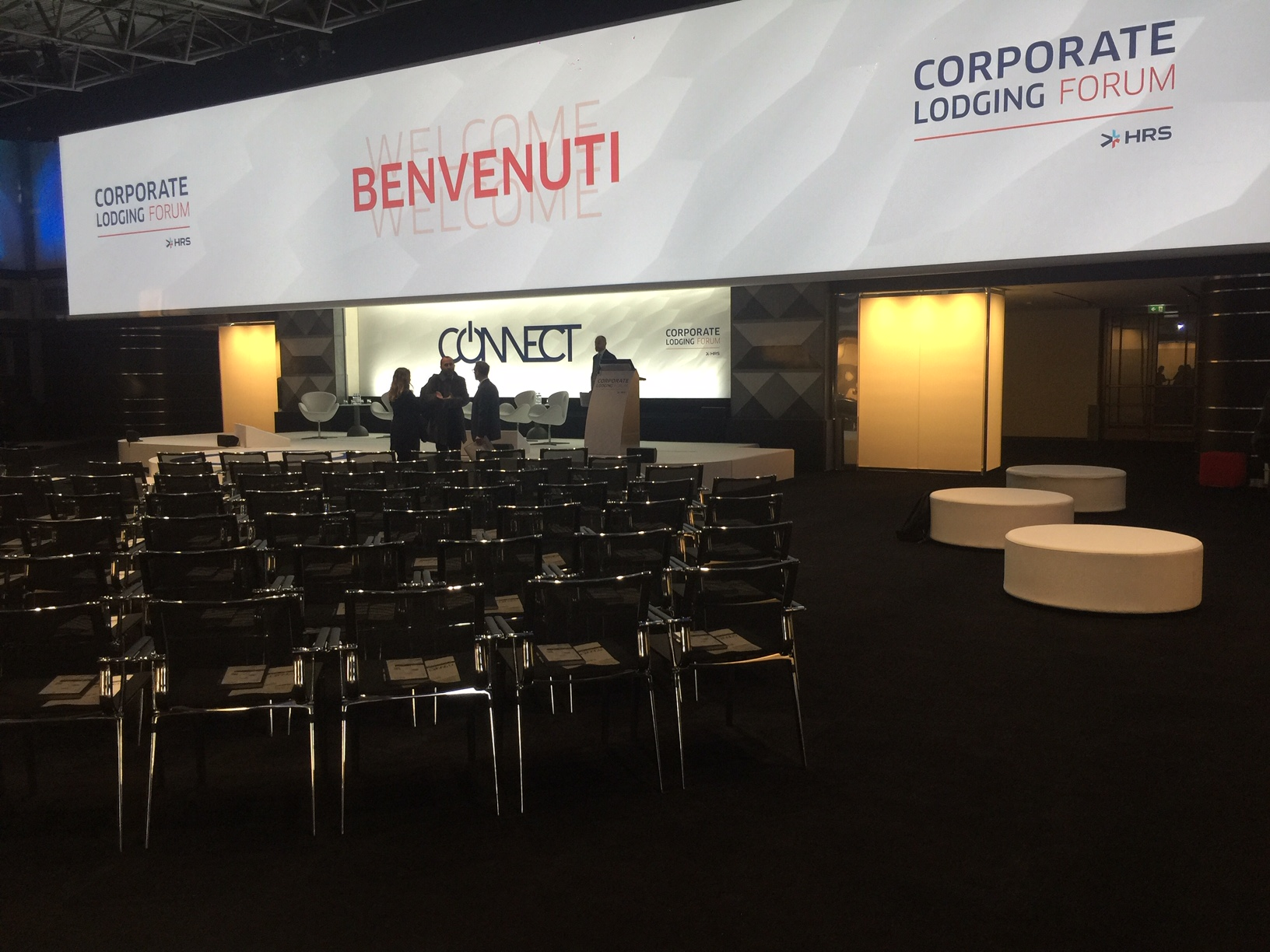 HRS Corporate Lodging Forum 2019 Milano