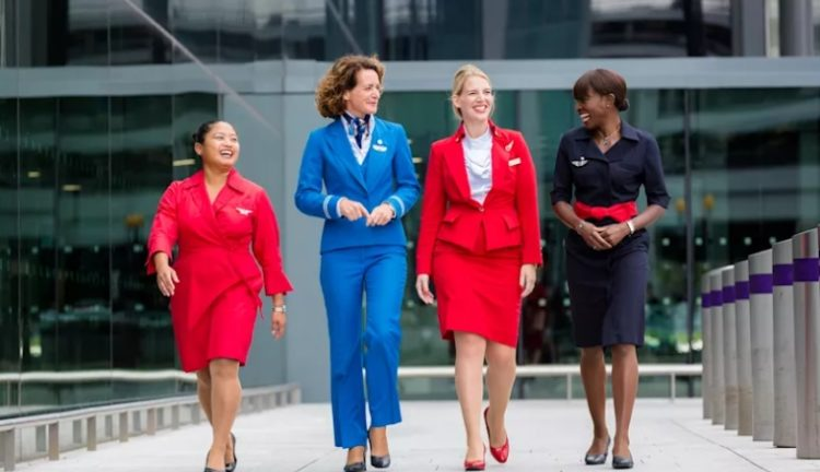 Hostess_Air France-Klm_Delta_Virgin