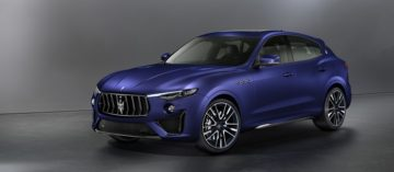 novità Maserati