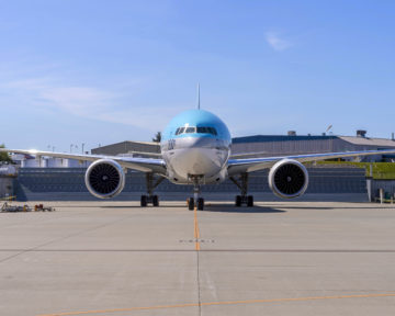 korean air 200