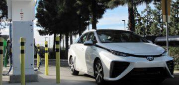 Toyota a idrogeno