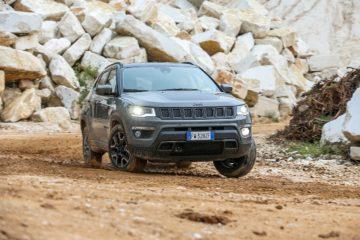 Jeep Compass e Cherokee