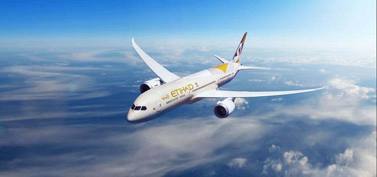 Etihad Airways da Roma