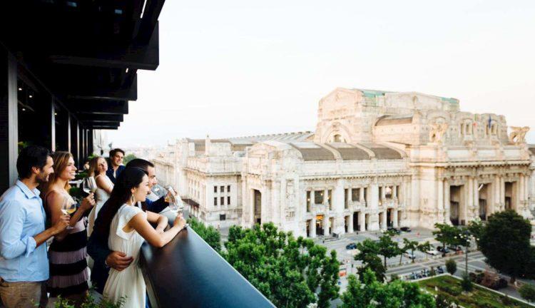 hotel per eventi in terrazza