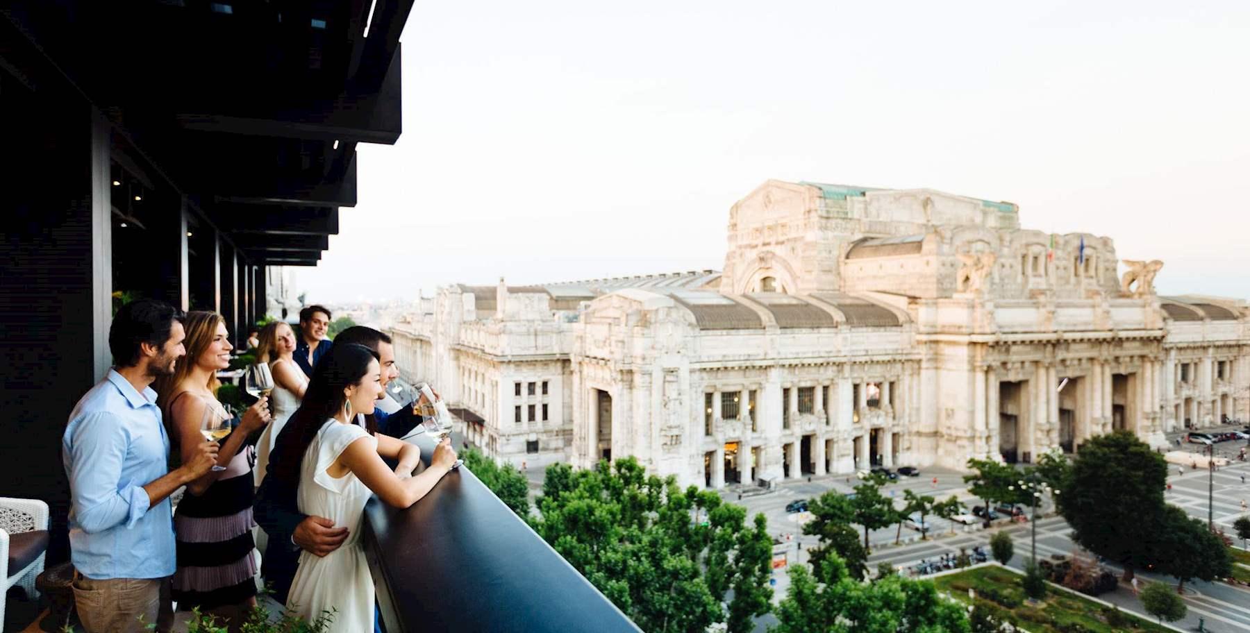 Hotel Per Eventi In Terrazza A Milano 5 Rooftop Da Non Perdere