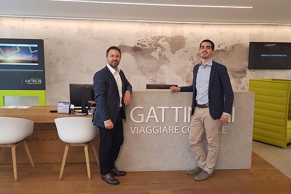 Gattinoni rilascia il self booking tool