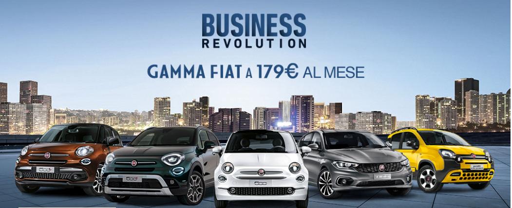 business revolution fca
