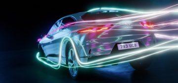 Auto elettrica Jaguar Land Rover