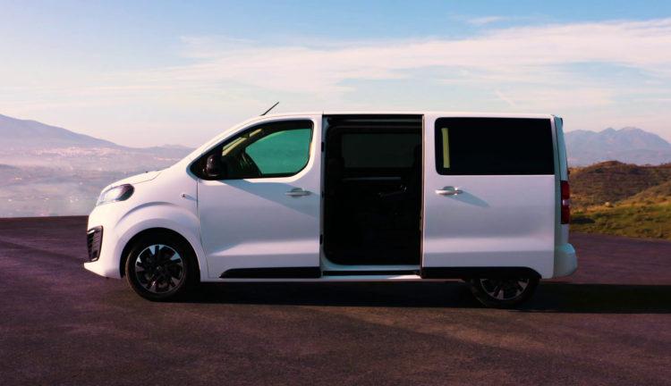 Opel Zafira Life minivan