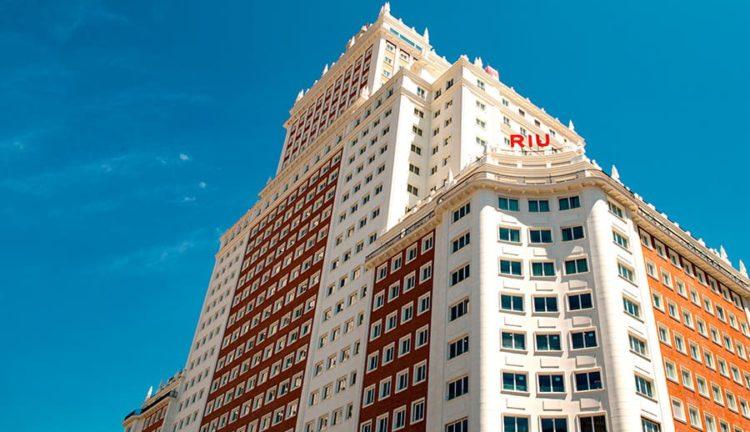 Riu Plaza España