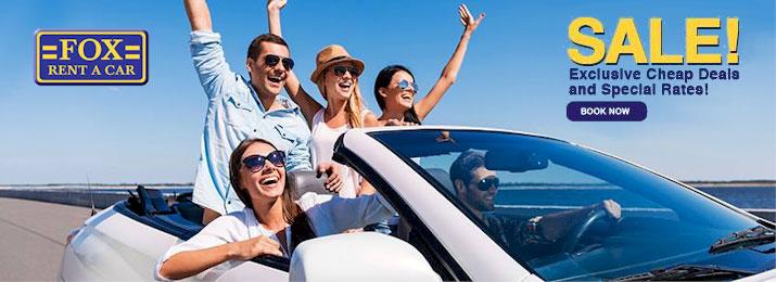 Europcar Mobility Group acquisisce Fox Rent A Car