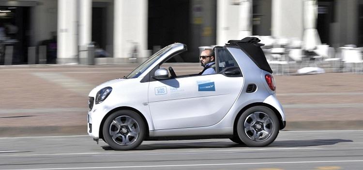 Car Sharing lungo termine