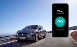 Jaguar GO I-Pace
