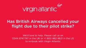 scioperi british airways