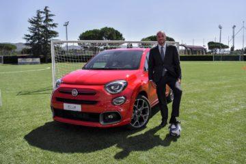 Fiat 500 X sport
