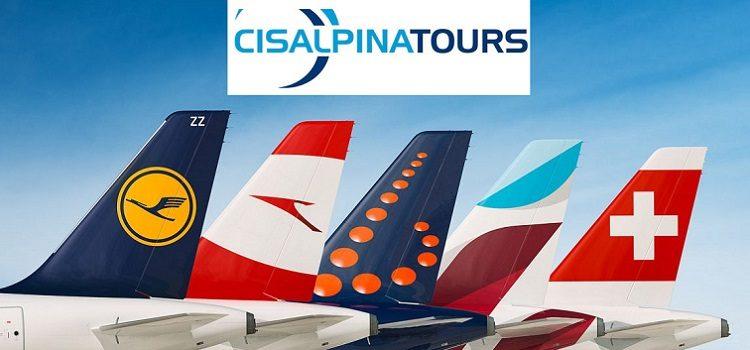 Cisalpina e Lufthansa