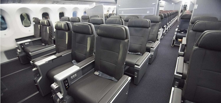 Premium Economy American Airlines
