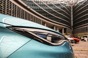 terza generazione di Renault Zoe