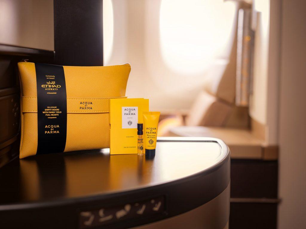 Etihad vola con il B787-9 da Milano