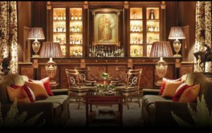 cocktail bar d'albergo