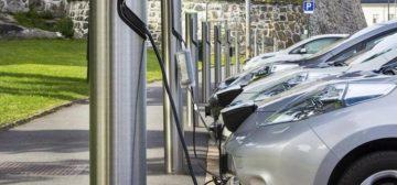 Auto elettriche Flotte