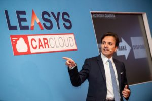 Leasys carcloud