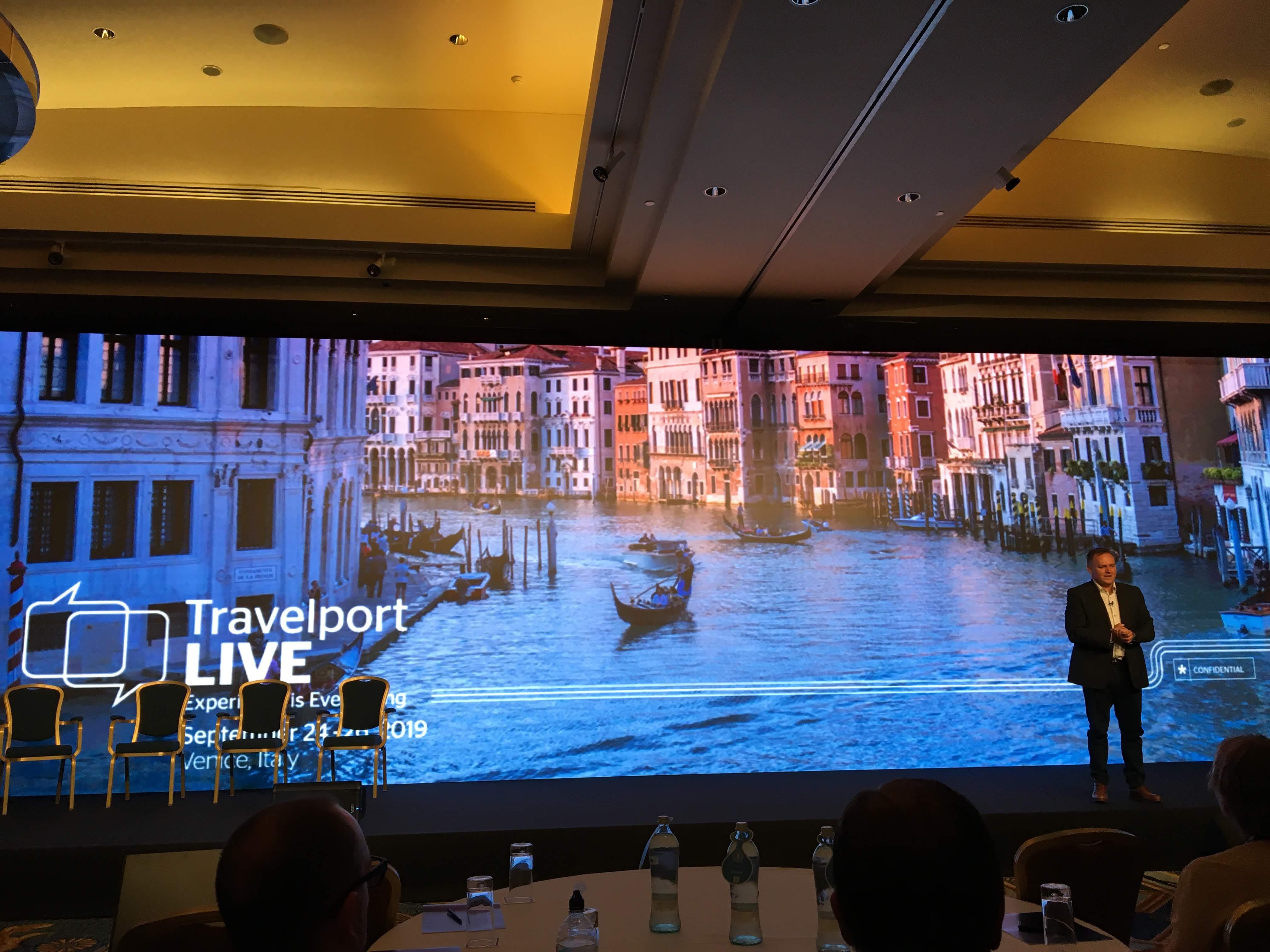 Travelport Live Venice 2019 al Molino Stucky