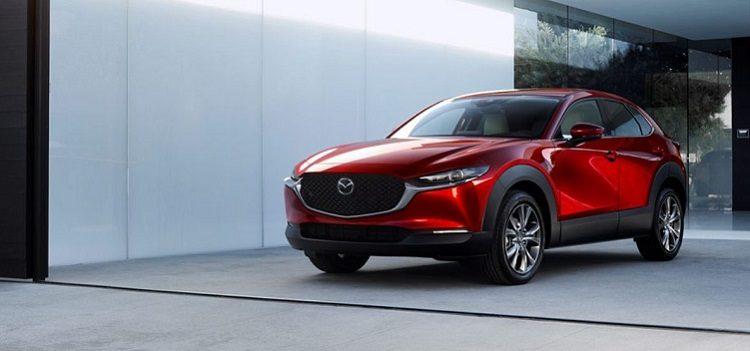 Nuova Mazda CX-30
