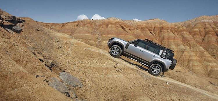 Nuova Land Rover Defender