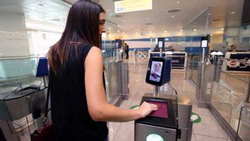 Tecnologia negli aeroporti
