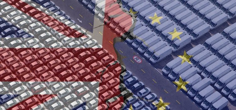 hard Brexit automotive