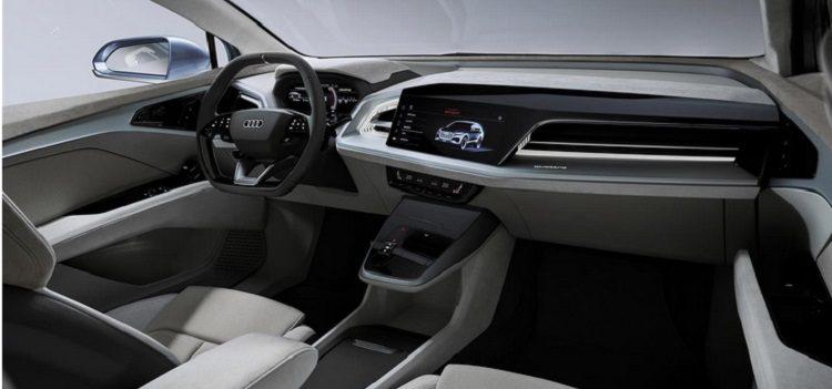 Auto elettriche Audi