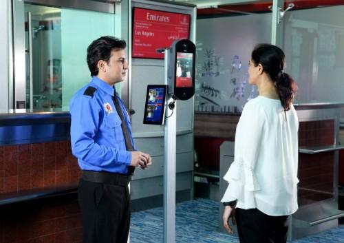 biometria negli aeroporti