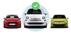 Acquisto online di auto