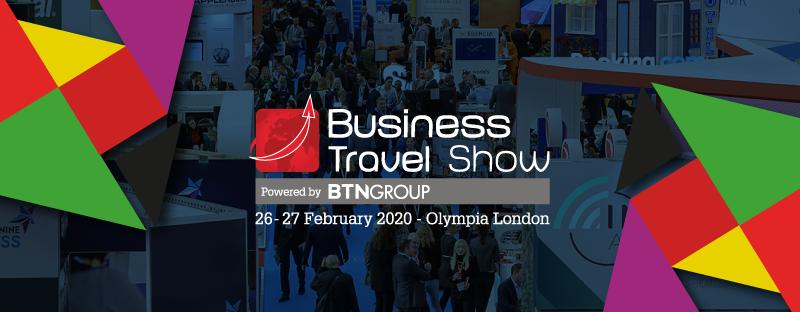 Business travel Show a Londra