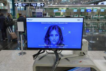 L'aeroporto di Fiumicino è high tech