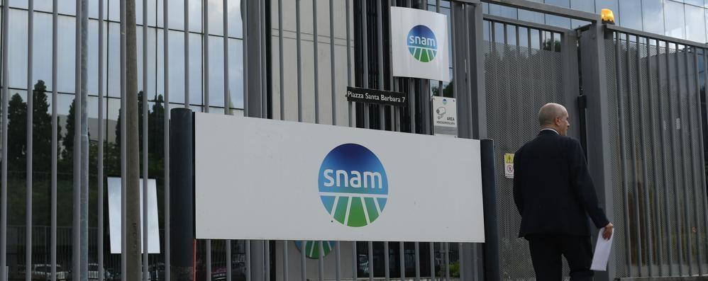 La strategia SNAM al 2023
