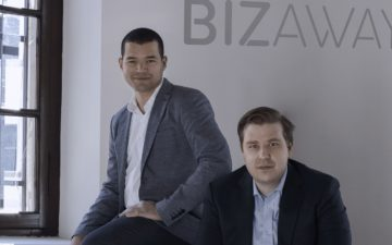 bizaway, startup friulana