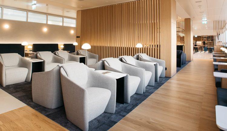 lounge British Airways
