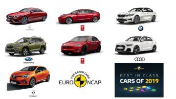 Auto Euro Ncap 2019