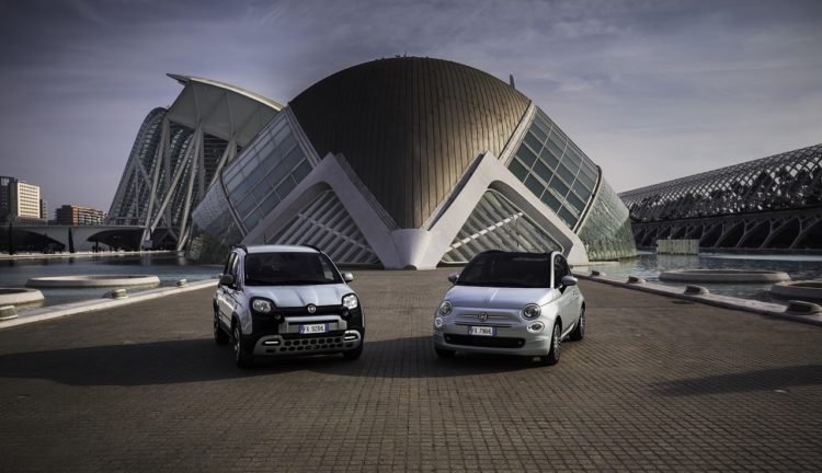 Auto ibride Fiat