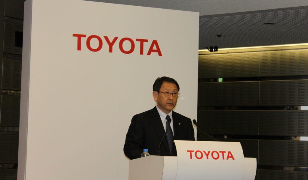 Ces Toyota