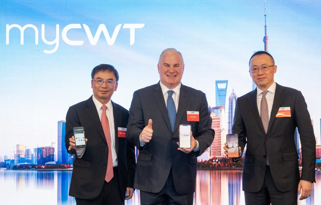 Cwt in Cina
