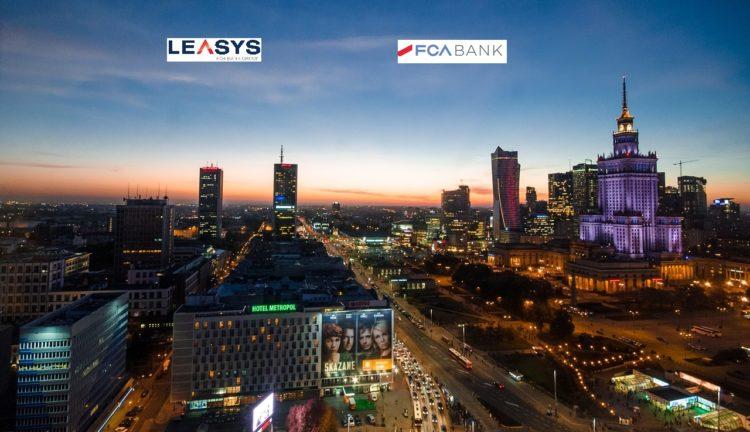 Fca Bank e Leasys