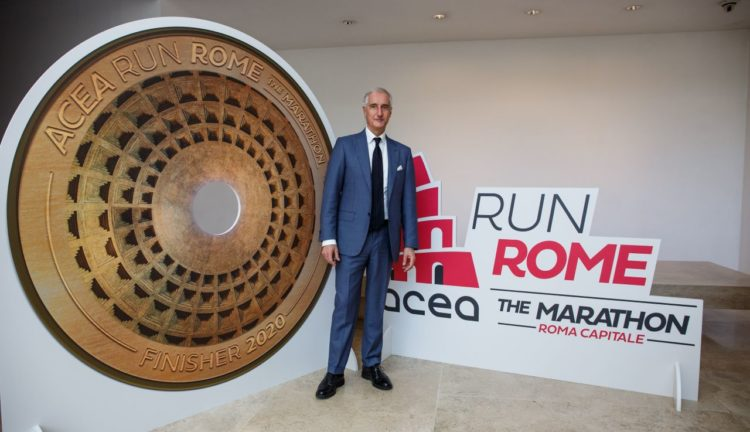 Nissan sponsor maratona di Roma