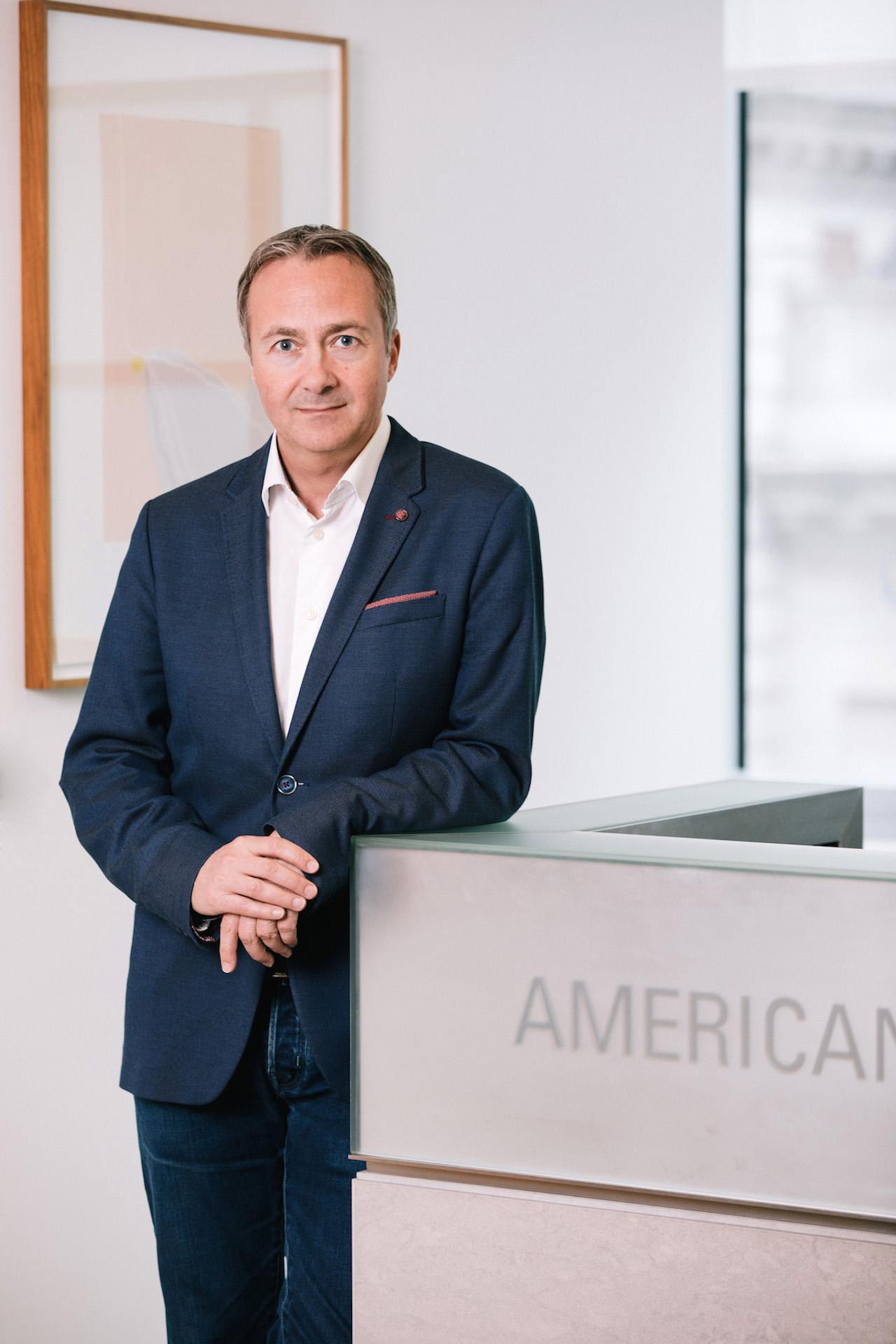 crescita di american express global business travel