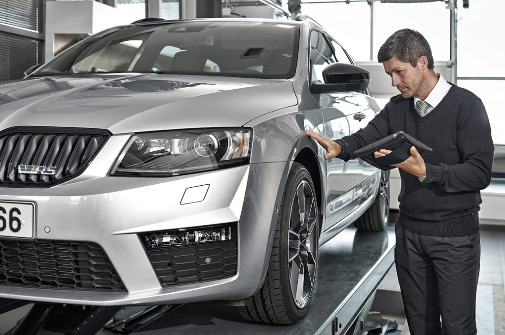 Vendite auto Škoda