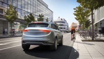 Guida autonoma per Bosch