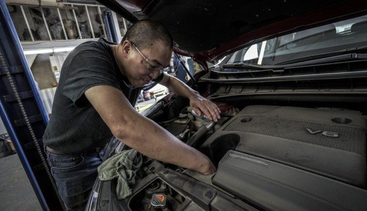 Auto riparazioni